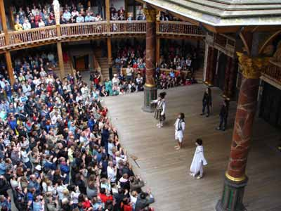 elizabethan theatre audience - photo #14